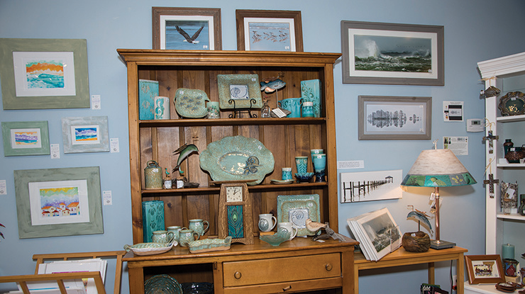 Retailer Spotlight: SeaDragon Gallery and Yellowhouse Gallery
