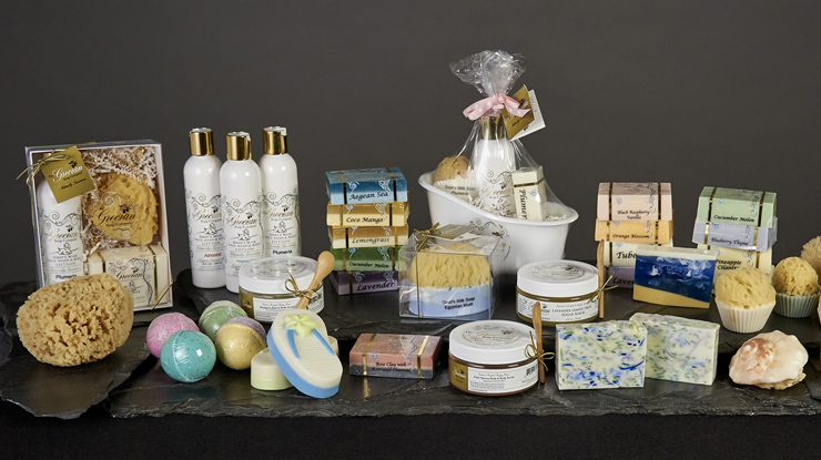Artist Spotlight: The Grecian Soap Company