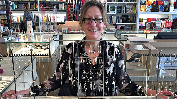 Artist Spotlight: Sue Rosengard Jewelry