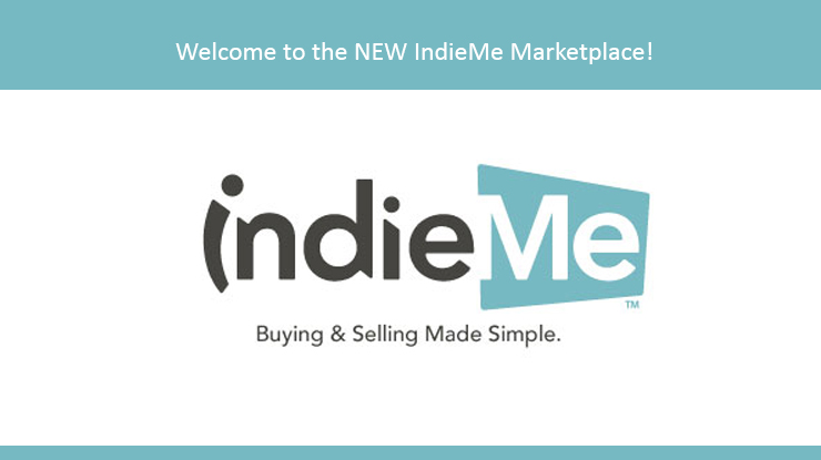 Welcome Buyers to the New IndieMe Marketplace