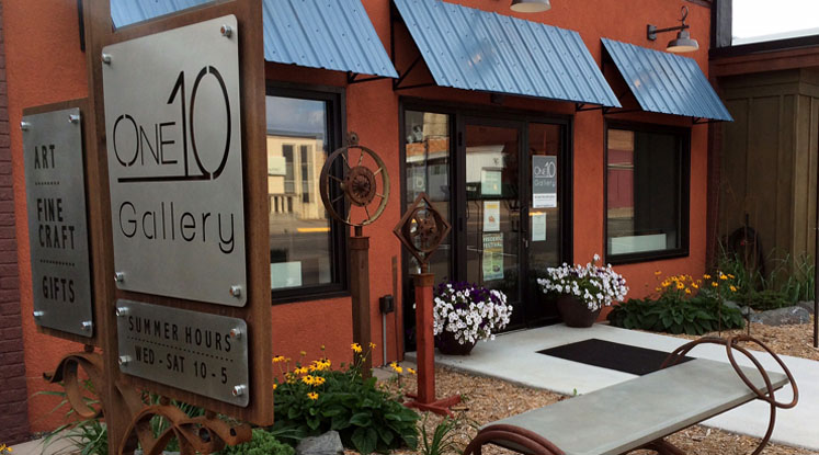 Retailer Spotlight: One 10 Gallery